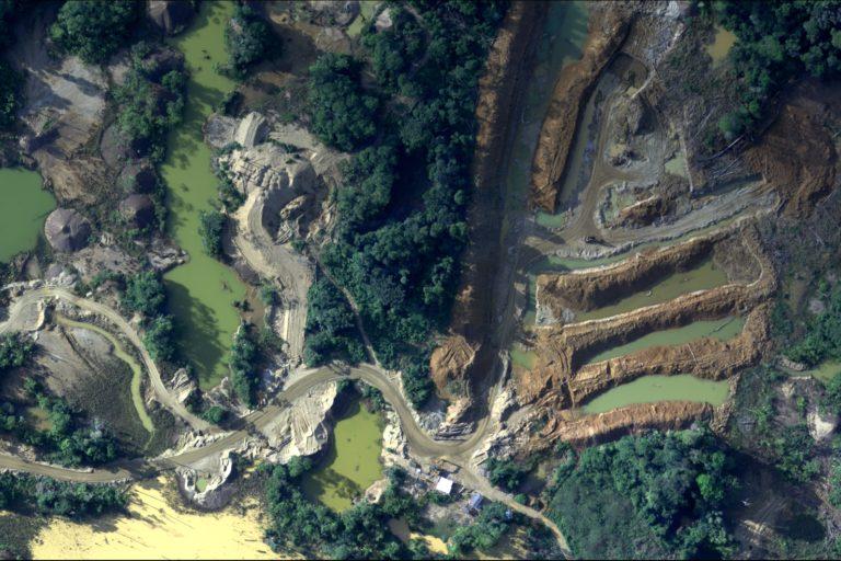 Madre de Dios es la región de la Amazonía más devastada por efecto de la minería ilegal. Foto: CEVAN / FAP