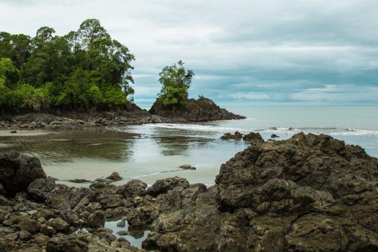 La acidificación del mar y la erosión costera son fenómenos que impactan las playas y la biodiversidad marina en Colombia. Foto: Mar Viva.