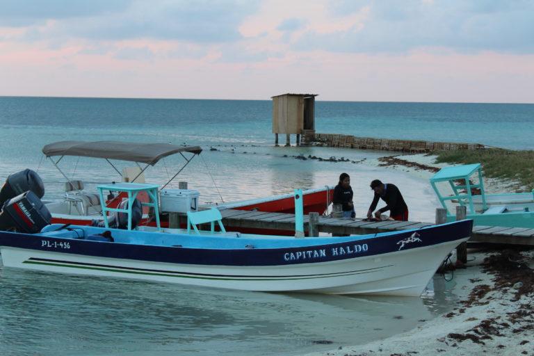 Miskito Cays in La Mosquitia region of Honduras. Image courtesy of MarAlliance.