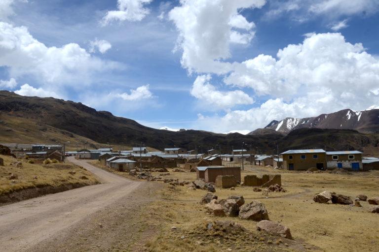 La comunidad de Phnaya solicitó formar parte del Área de Conservación Regional Ausangate. Foto: Yvette Sierra Praeli.