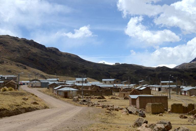 Phinaya es una de las dos comunidades que se mantienen dentro de la propuesta de ACR Ausangate. Foto: Yvette Sierra Praeli.