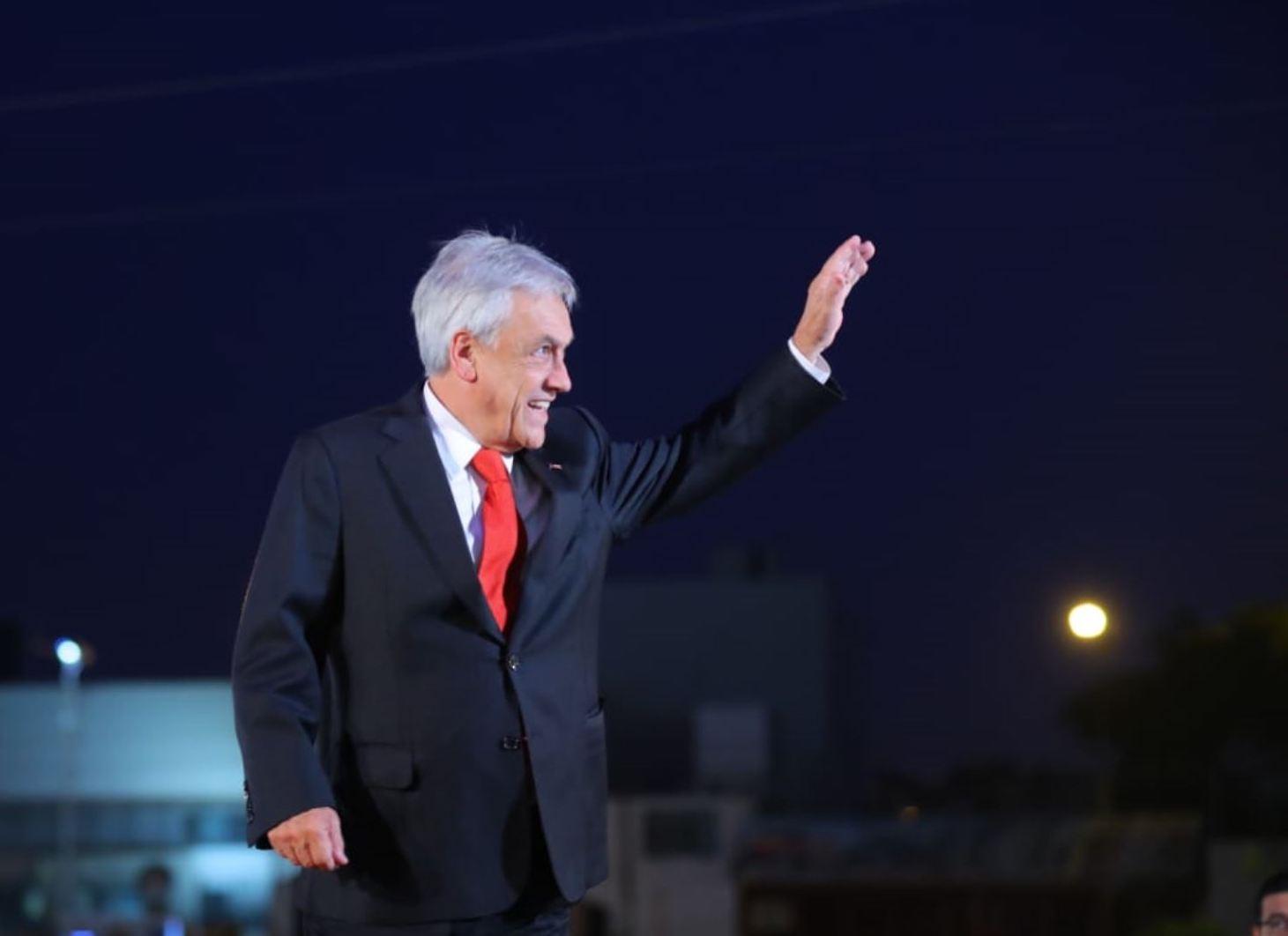 El gobierno del chileno Sebastián Piñera ha sido duramente criticado por no suscribir el Acuerdo de Escazú. Foto: Agencia Andina.