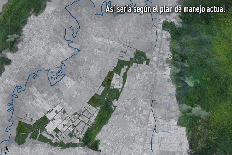 Plan de Manejo Ambiental actual de la Reserva Thomas Van der Hammen: Bogotá Lógica.
