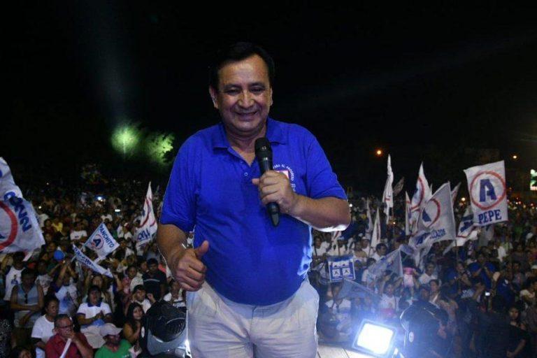 Francisco Pezo fue elegido gobernador regional de Ucayali. Foto. Diario Ímpetu.