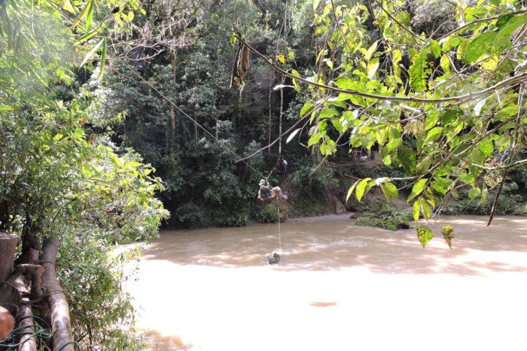 El Área de Conservación Privada Monte Puyo tiene 16 153 hectáreas de extensión. Foto: ECOAN.