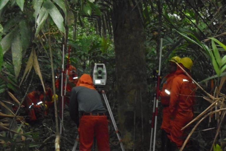 Los daños ocasionados en los bosques de castaña fueron denunciados en el informe presentado ante las Naciones Unidas. Foto: Monitores Socioambientales.