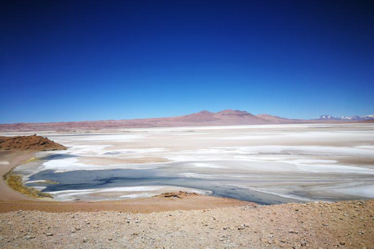 Salar de Atacama. Foto: Consejo de pueblos Atacameños