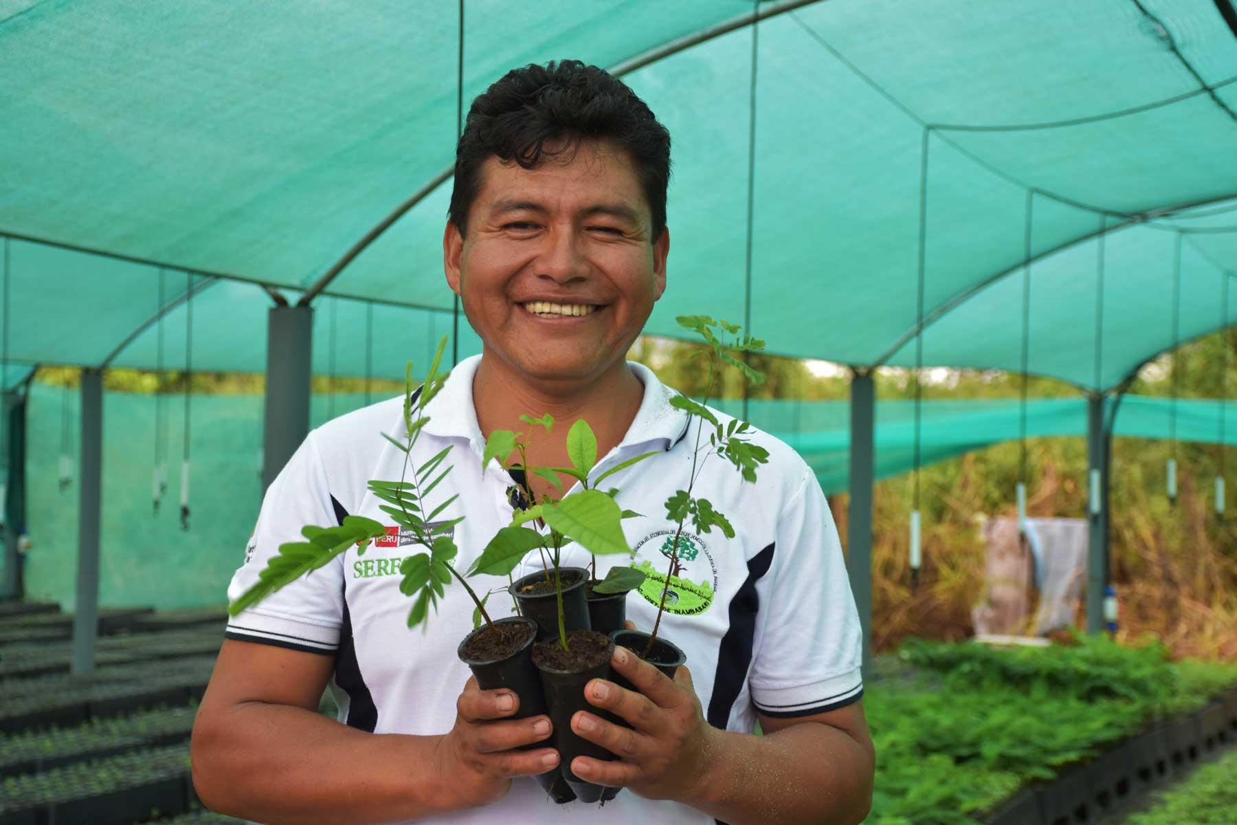 Todavía hay esperanza para detener la curva de deterioro de nuestro planeta. Foto: Nylva Hiruelas / WWF Perú.