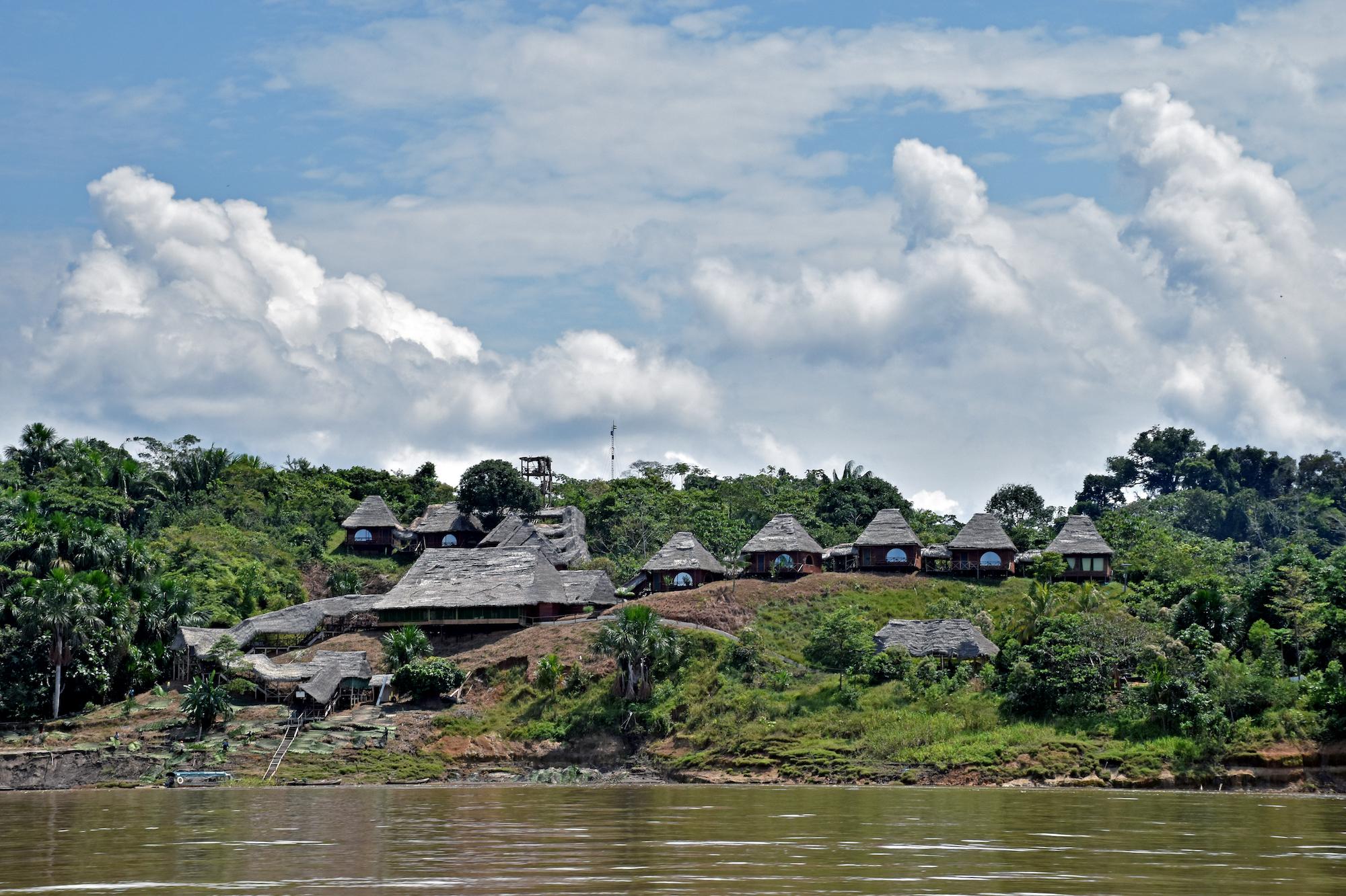 La Amazonía peruana perdió dos millones de hectáreas de bosques en los últimos 15 años. Foto: Jeffrey Dávila / WWF Perú.