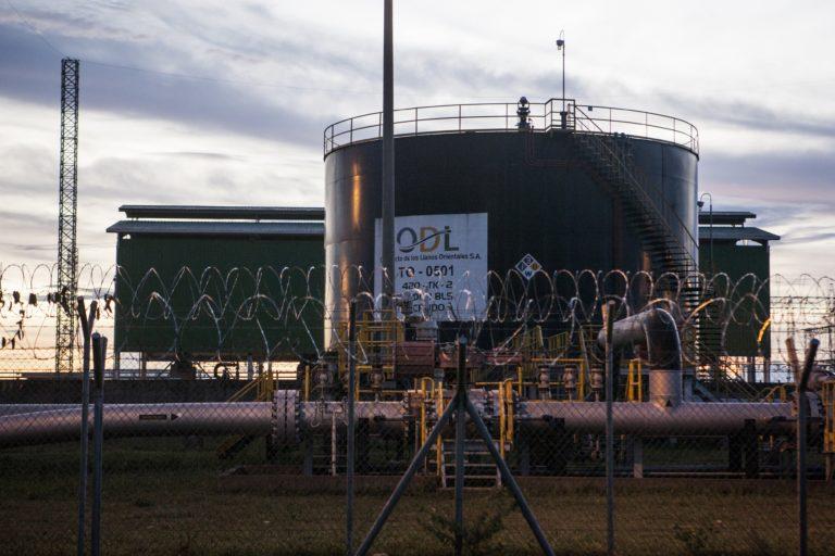 Oleoducto de los Llanos Orientales en Tauramena, Casanare. Foto: Diana Rey Melo / Revista Semana Sostenible.