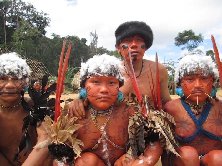 Se calcula que que cinco mil mineros operan ilegalmente en la Tierra Indígena Yanomami. Foto: Grupo de Trabajo Socioambiental de la Amazonía Wataniba.