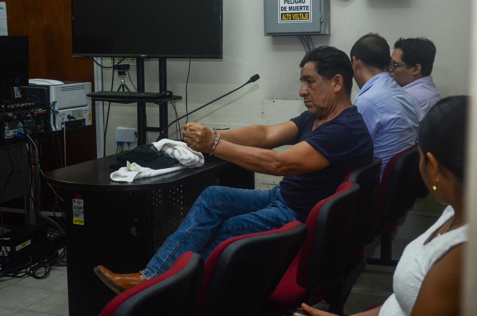 Un operativo en la Dirección Regional de Agricultura de Ucayali puso en evidencia los manejos ilegales en la entrega de tierras en la región. Foto: Diario Ímpetu.