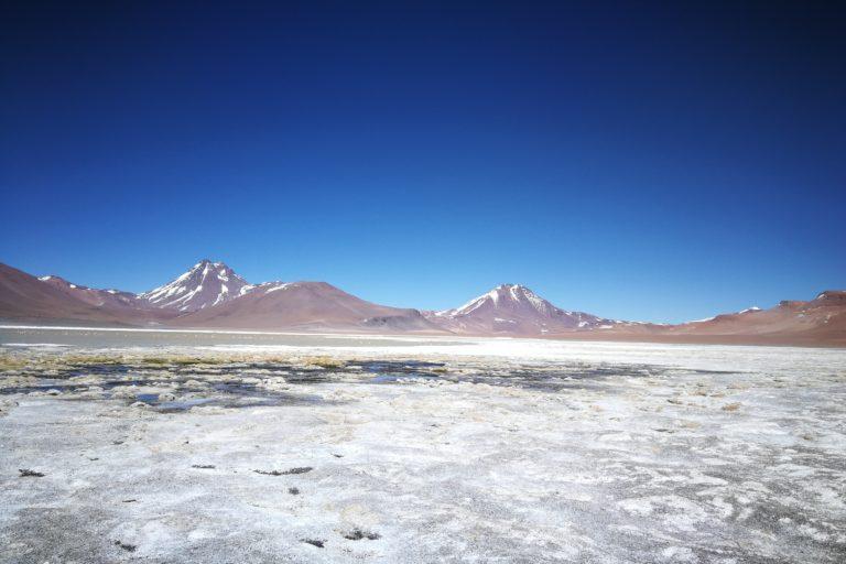 litio en sudamérica El Salar de Atacama preocupa a la comunidad científica por el deterioro de los ecosistemas de esta cuenca. Foto: Consejo de pueblos Atacameños.