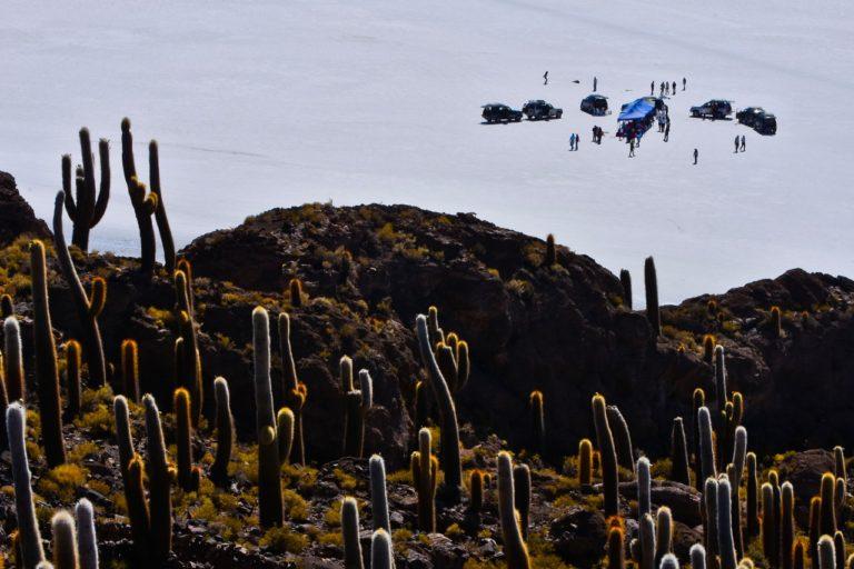 Bolivia elecciones El salar de Uyuni es la más grande reserva de litio del continente. Foto: El Deber.