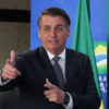 Presidente de Brasil Jair Bolsonaro. Foto de Palácio do Planalto - https://www.flickr.com/photos/palaciodoplanalto/47643807562/, CC BY 2.0 / Wikimedia Commons