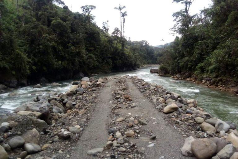 Río Upano limpio. Foto: Hidronormandía.