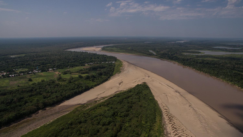 Una de las controversias de este proyecto radica en el dragado que se hará en los ríos. Foto: Diego Pérez - WCS.