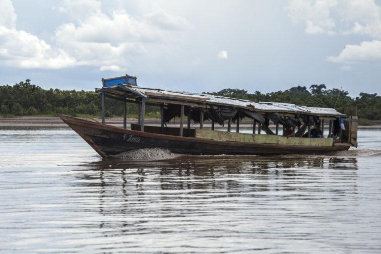 Aún no se define el destino del proyecto de la Hidrovía Amazónica. Foto: DAR.