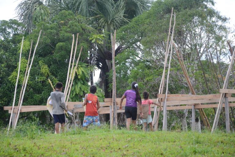 Pueblos indígenas son los más vulnerables ante el avance del coronavirus. Foto: Yvette Sierra Praeli.