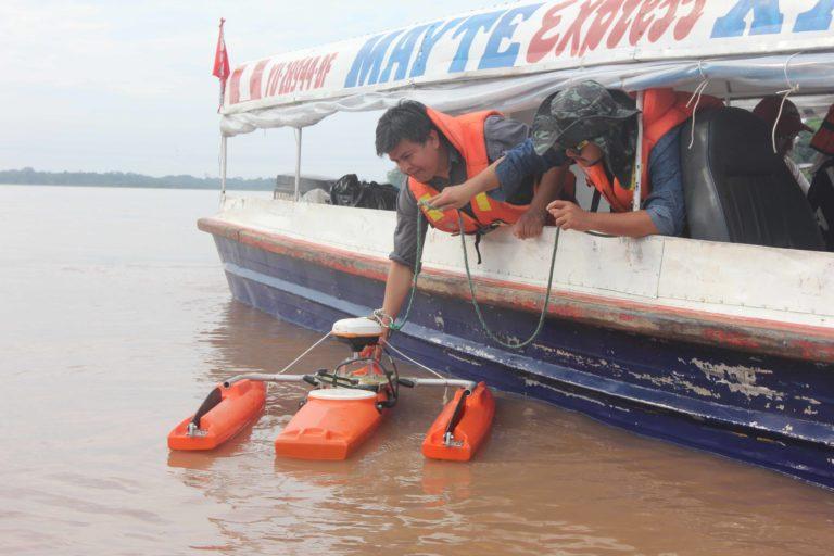 El río Yurimaguas ha sido el primero en ser investigado debido al proyecto Hidrovía Amazónica. Foto: Archivo personal.