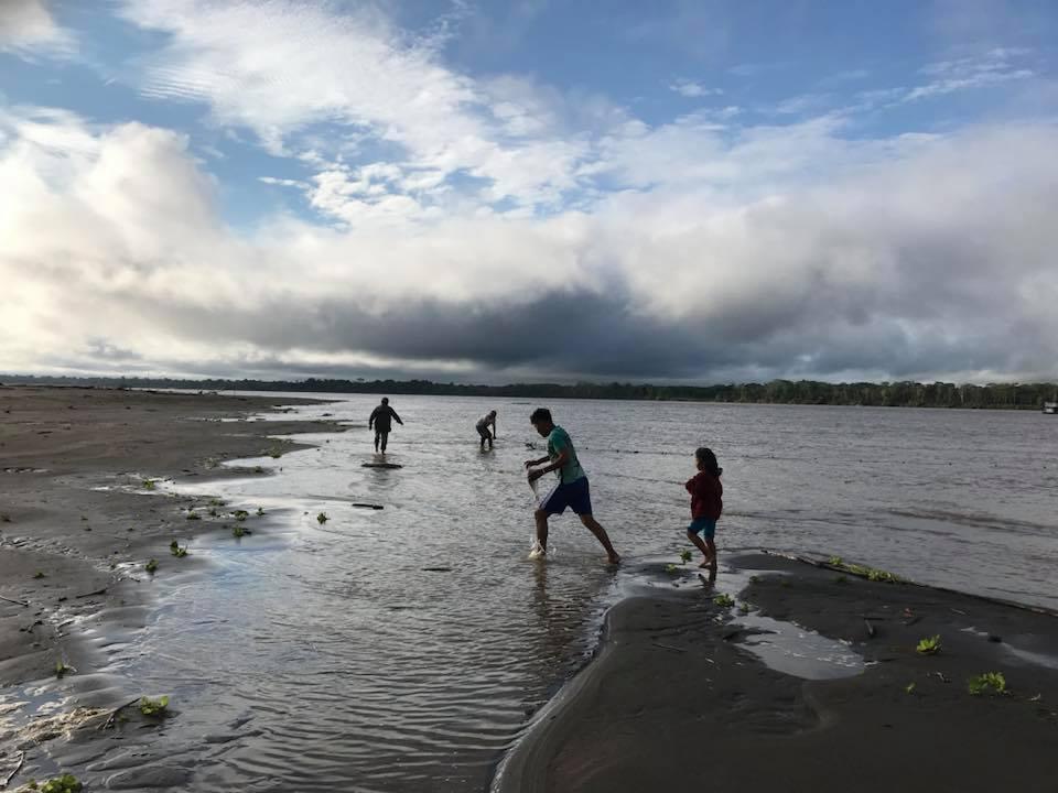 Jorge Abad sostiene que se debe estudiar los ríos antes de realizar cualquier obra de infraestructura. Foto: Archivo personal.