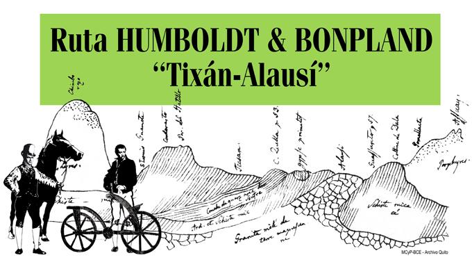 La ruta Humboldt y Bonpland busca rescatar las especies de plantas que encontraron los exploradores. Foto: Archivo Carlos Ruales.
