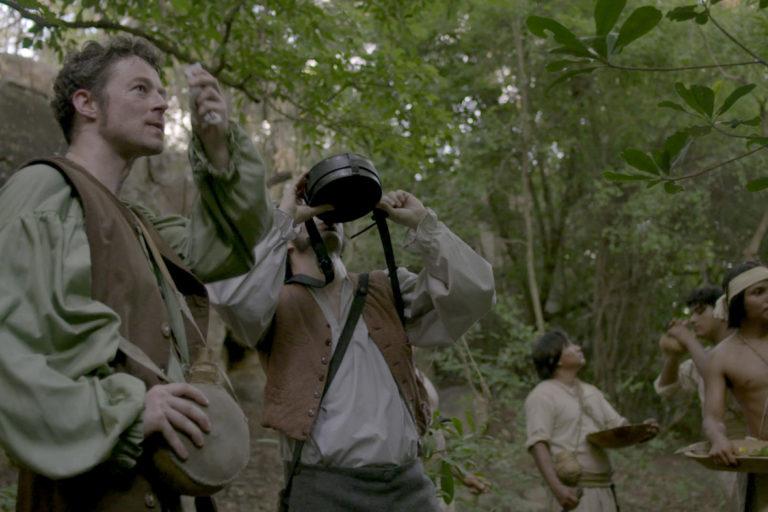 Humboldt en Mexico, un film que relata el paso del científico alemán por este país. Foto: Humboldt en Mexico.