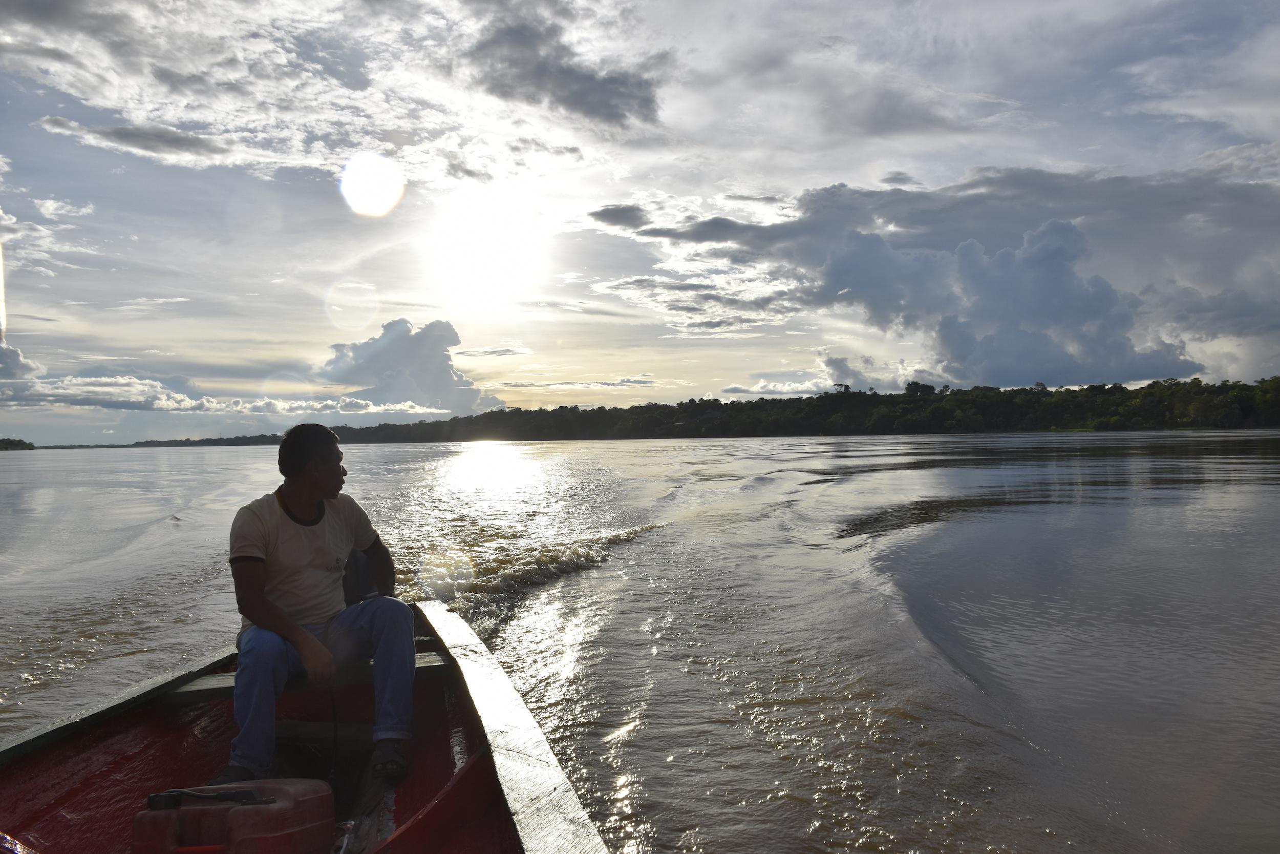 Patrimonio Natural del Perú es un nuevo mecanismo para la sostenibilidad financiera de las áreas protegidas. Foto: Jeffrey Dávila / WWF Perú.