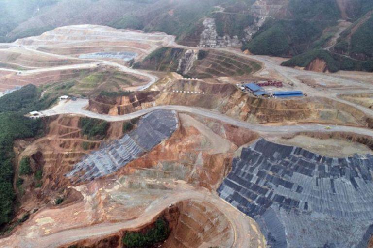 La minería es la principal amenaza en la Amazonía ecuatoriana. Foto: Ecociencia.