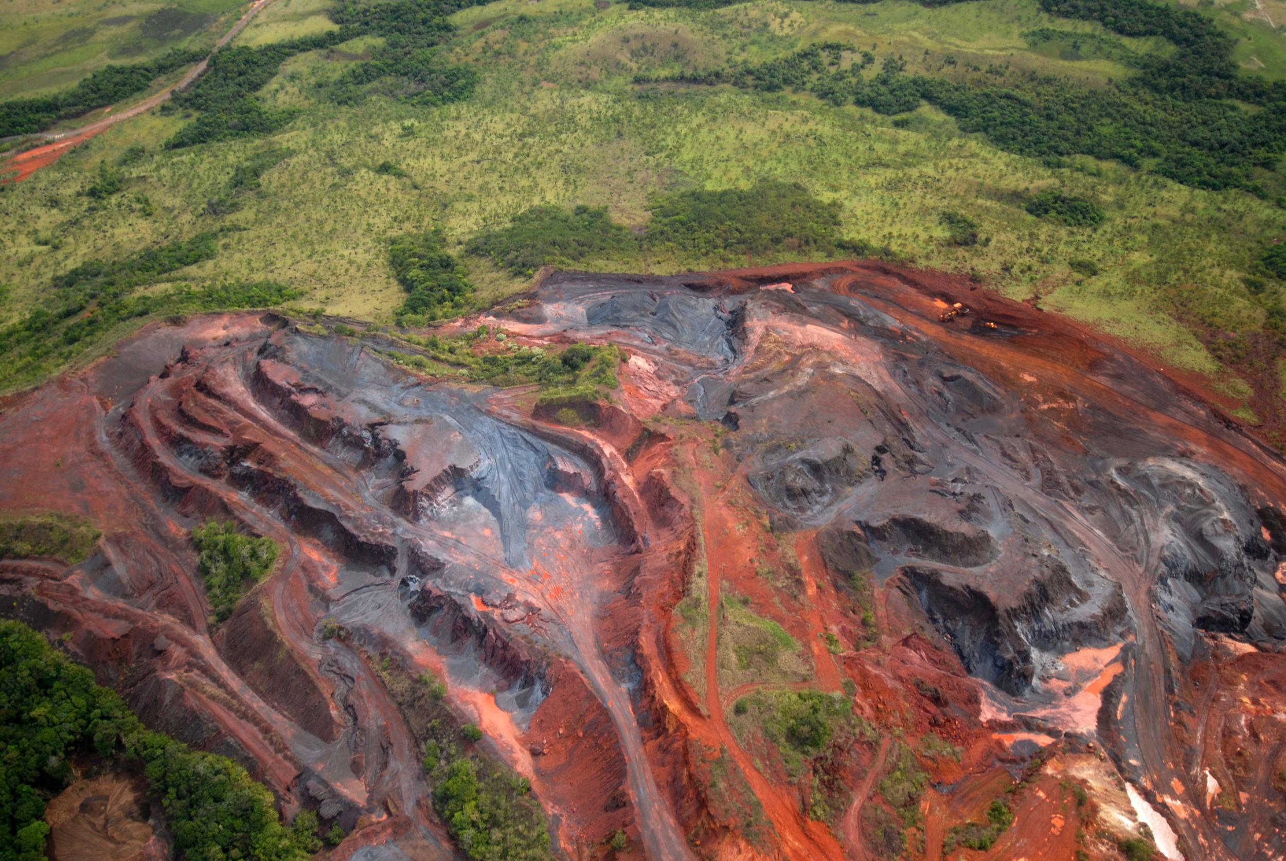 La minería es el principal problema de la Amazonía venezolana. Foto: Wataniba.
