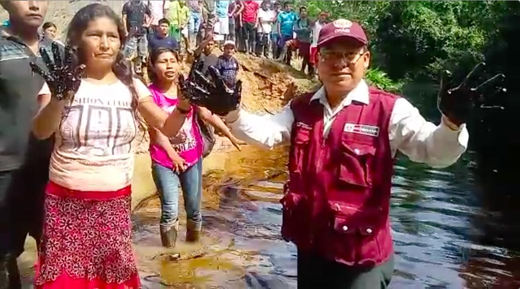 derrames de petróleo Perú