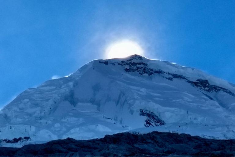 El Huascarán guarda 20000 años de la historia del planeta. Foto: Ministerio del Ambiente.