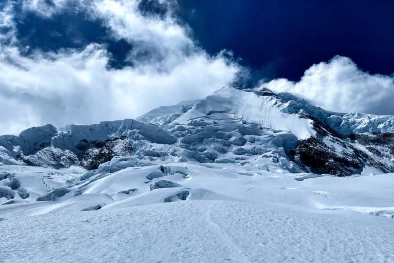 La expedición al nevado Huascarán durará un mes y medio. Foto: Ministerio del Ambiente.