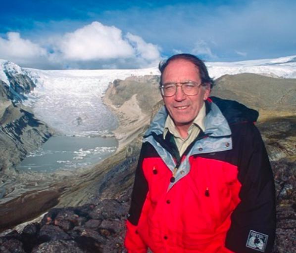 Lonnie Thompson ha sido pionero en la investigación de los nevados tropicales. Foto: Lonnie Thompson y su esposa Ellen Mosley-Thompson. Foto: Ohio State University.