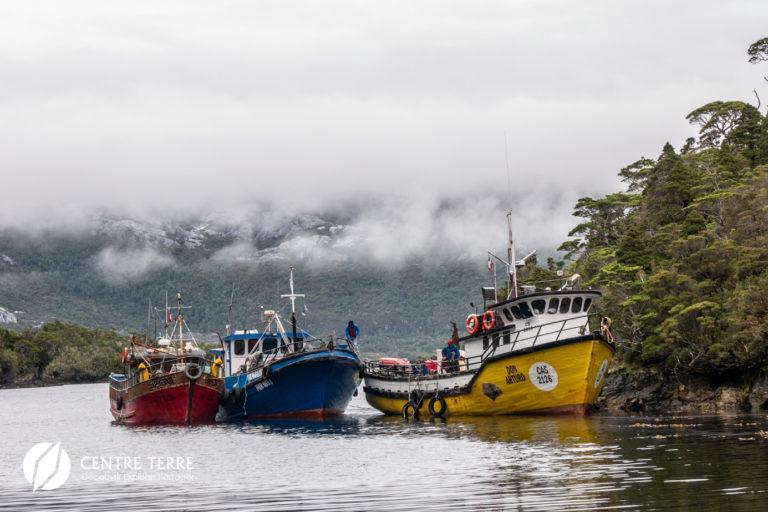 impacto ambiental derrame en Patagonia