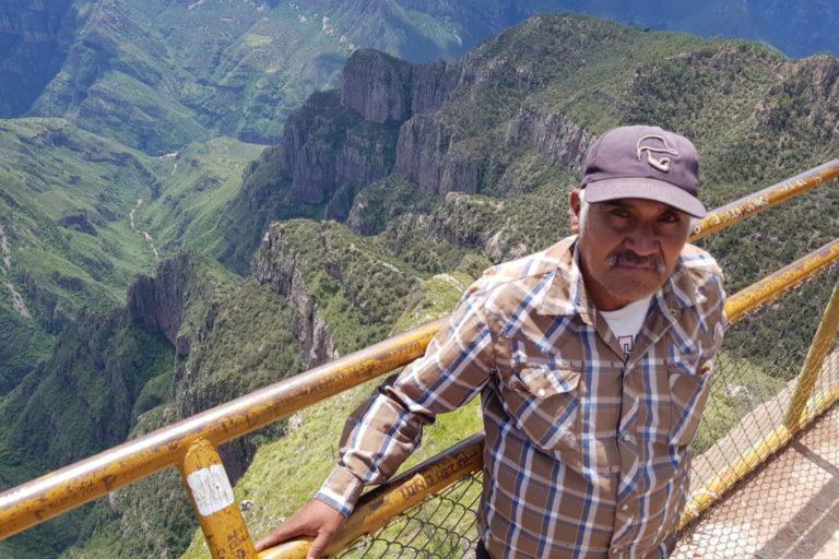 Defensores ambientales México. Julián Carrillo fue asesinado el 24 de octubre de 2018 por defender los recursos naturales en la Sierra Tarahumara. Foto: Alianza Sierra Madre.