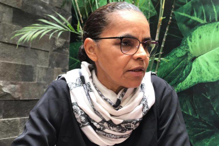 Marina Silva estuvo en Lima para exponer sobre la gestión ambiental en América Latina. Foto: SPDA.