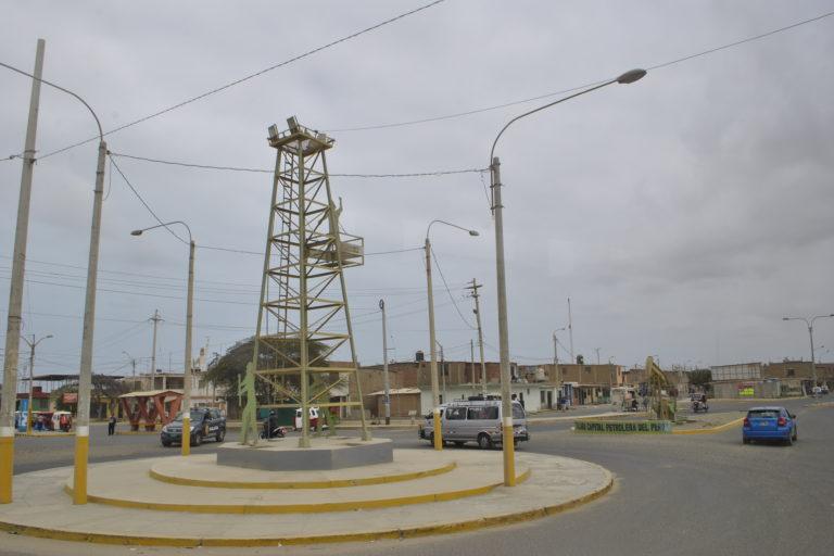 Perú derrames de petróleo