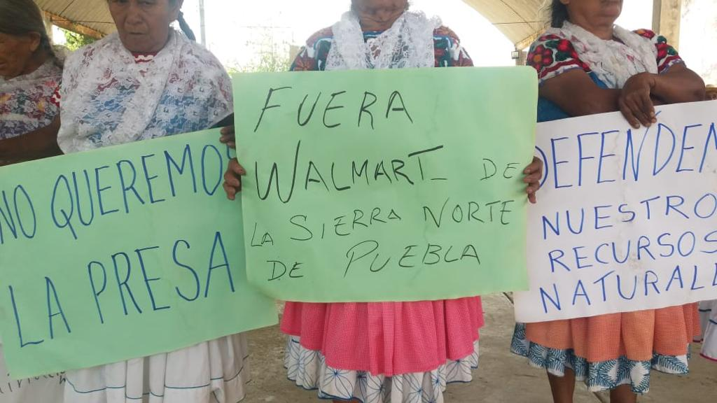 Oposición Hidroeléctrica-Puebla