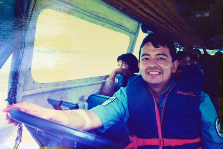 Martín Duarte fue asesinado luego de presenciar el secuestro de una mujer en el Parque Sierra de La Macarena. Foto: Cortesía familia Duarte Acero.