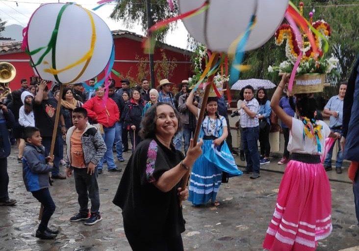 Leticia Merino-Oaxaca