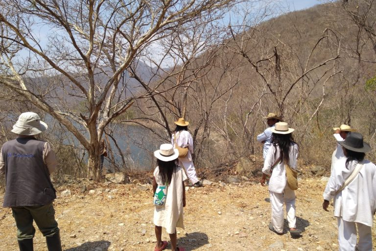 Minería Sierra Nevada. Los pasivos ambientales de empresas mineras es una de la grandes preocupaciones. Foto: Applied Biodiversity Foundation.