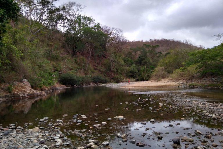 Minería Sierra Nevada. El análisis se concentró en las cuencas de los ríos Tapias, Ranchería, Jerez y Cesar. Foto: Applied Biodiversity Foundation.