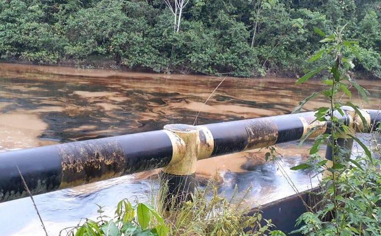 Los derrames de petróleo han sido una constante durante el 2019. Foto: Puinamudt