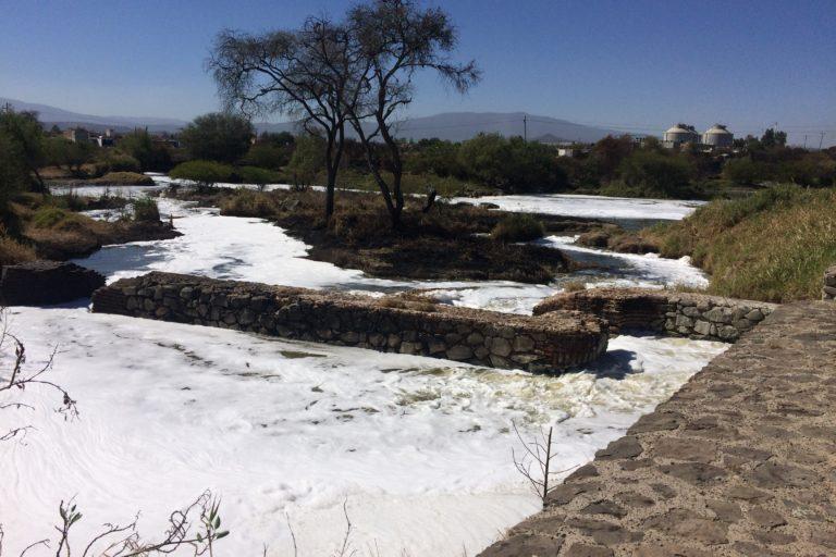 Ríos contaminados-México