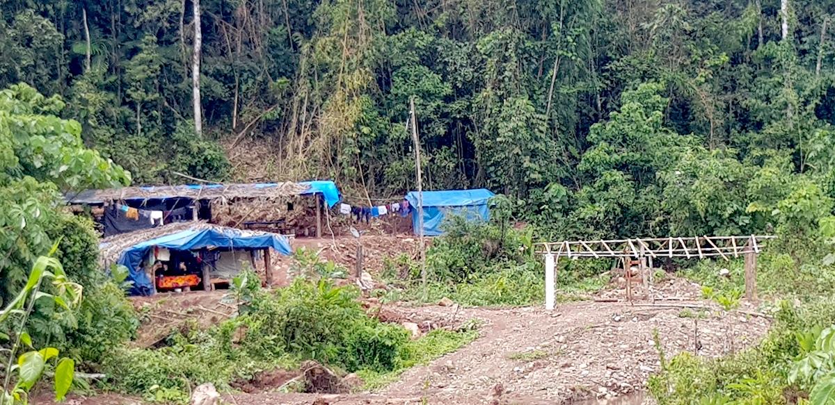 minería ilegal en amarakaeri
