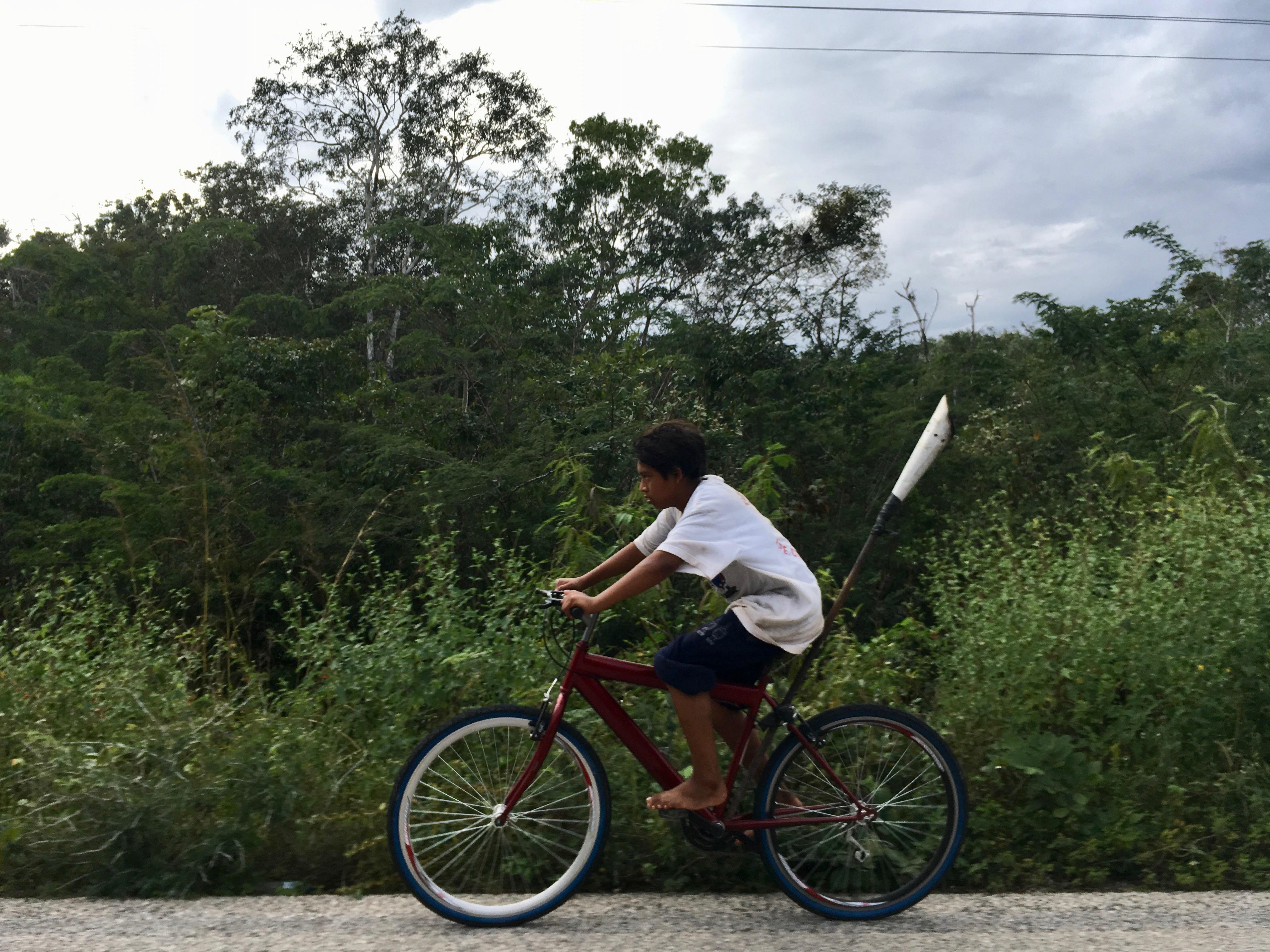 Campeche, Península de Yucatán. 2019
