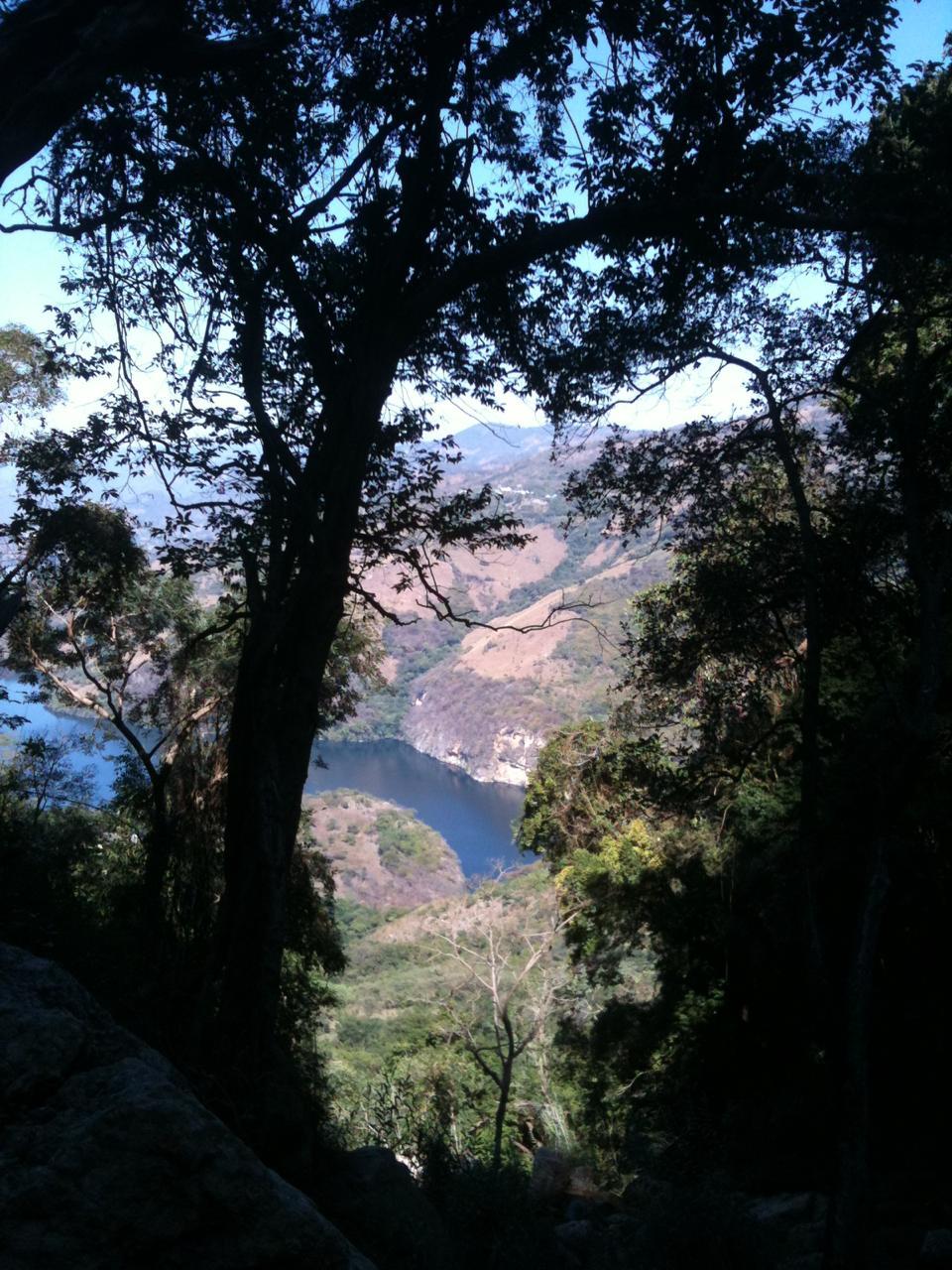Cañón del Sumidero, en Chiapas, México