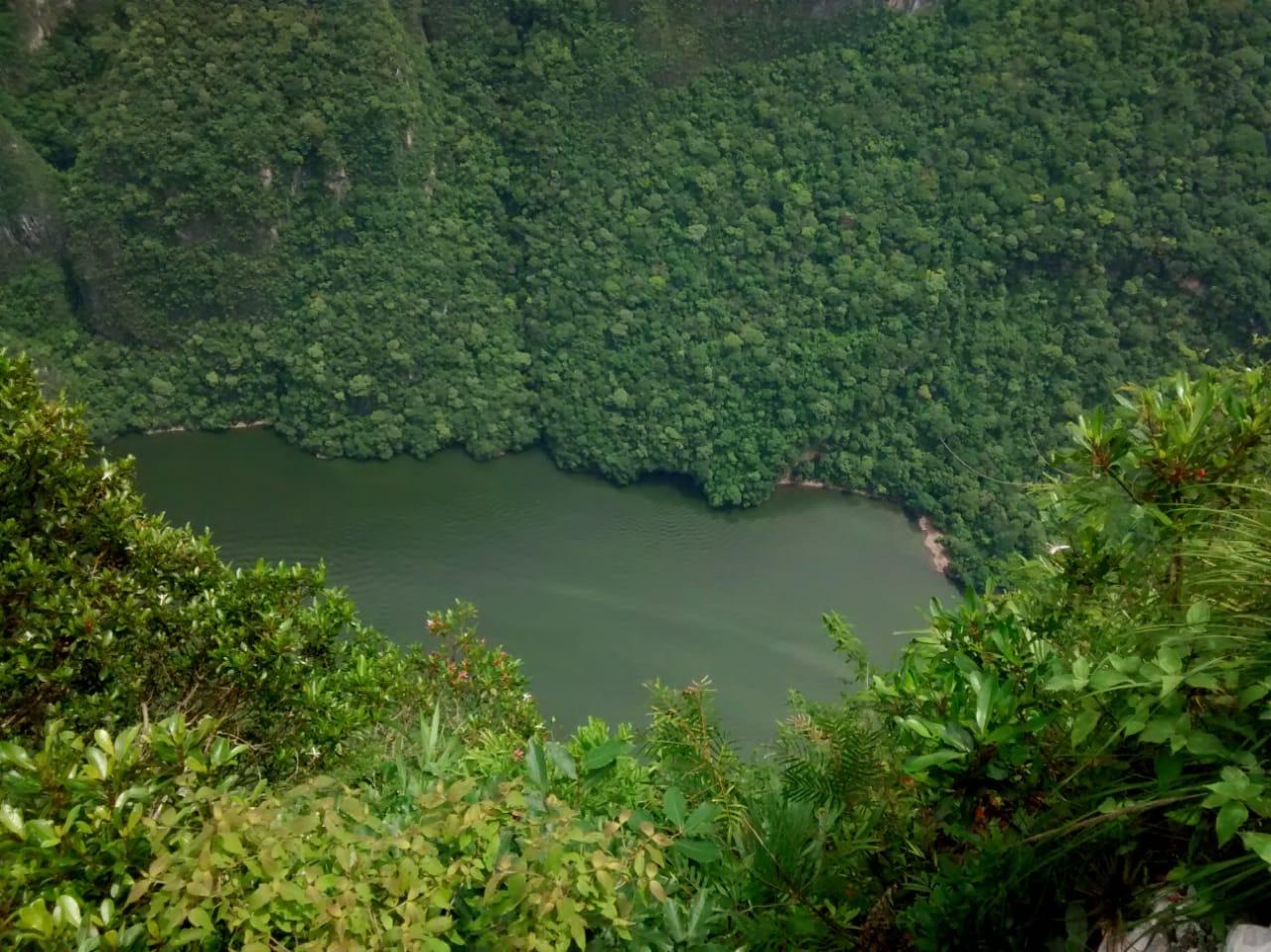 Parque Nacional Cañón del Sumidero, Chiapas, México