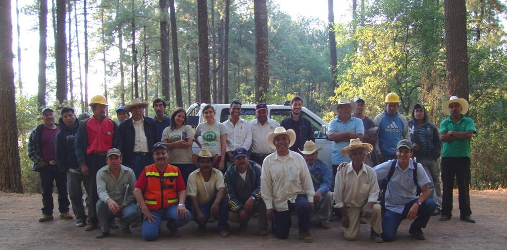 Organización comunitaria en el Ejido rincón de Guadalupe, municipio de Amanalco, Estado de México